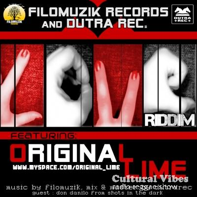 Cultural Vibes - Radio Reggae show - Original Lime - Love Is