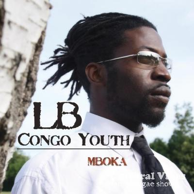 Cultural Vibes - Radio Reggae show - Part 3 - LB Congo Youth - Interview & Freestyle !!!