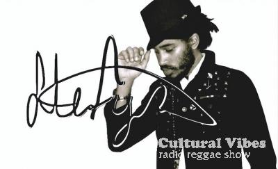 Cultural Vibes - Radio Reggae show - Part 3 - Stefyah - Tunes, Live Outerview & Live Freestyle !!!