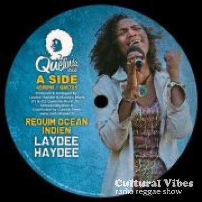 Cultural Vibes - Radio Reggae show - Part 4 - Laydee Haydee - Outerview !!!