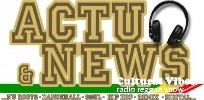 Cultural Vibes - Radio Reggae show - Part 3 - Strictly News & Actu - Set 053 - From Kenny Knotts to Stephen Souza !!!